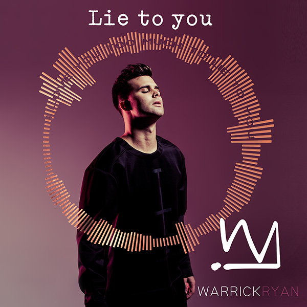 Warrick Ryan - Lie to You album